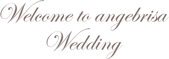 Welcome to angebrisa Wedding